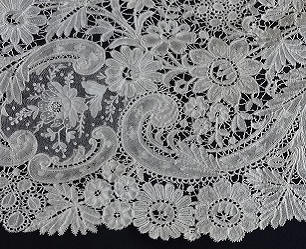 Brussels Lace
